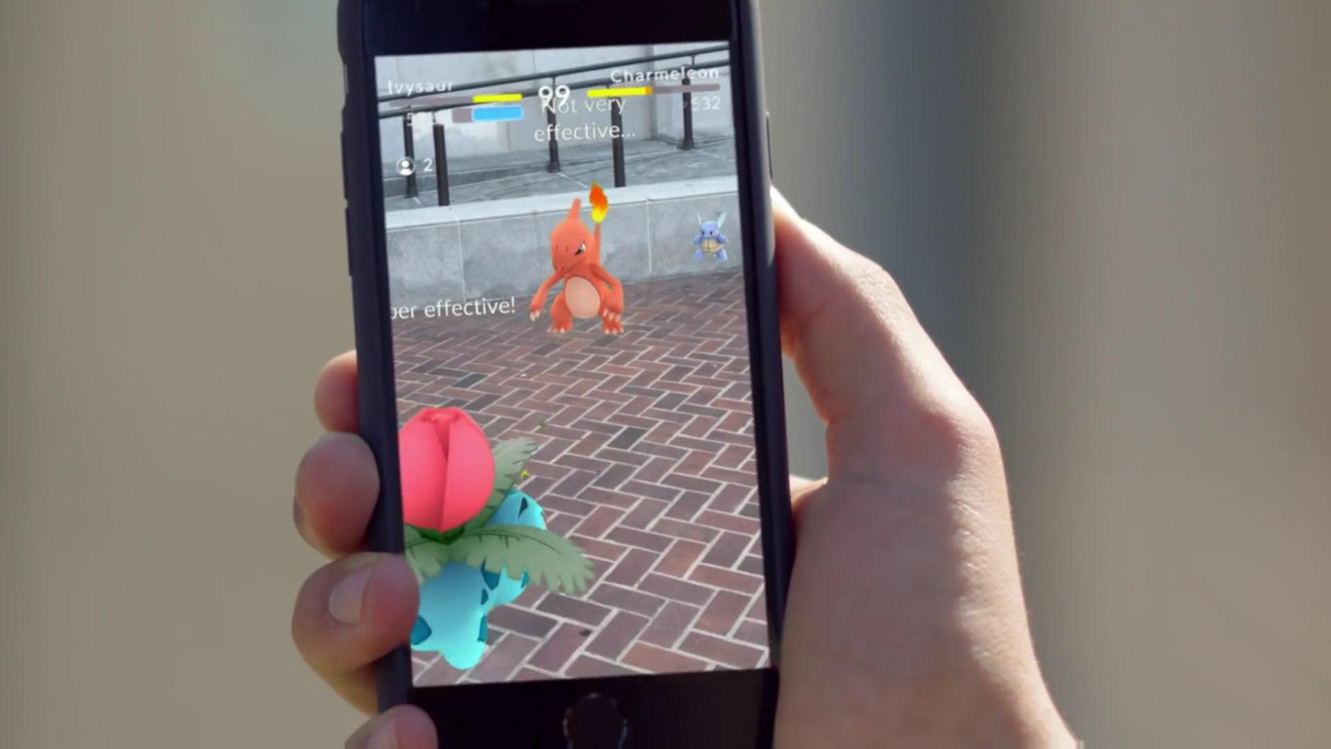 Come allenarsi in Pokémon Go 2