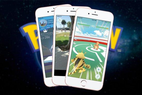Come allenarsi in Pokémon Go 1