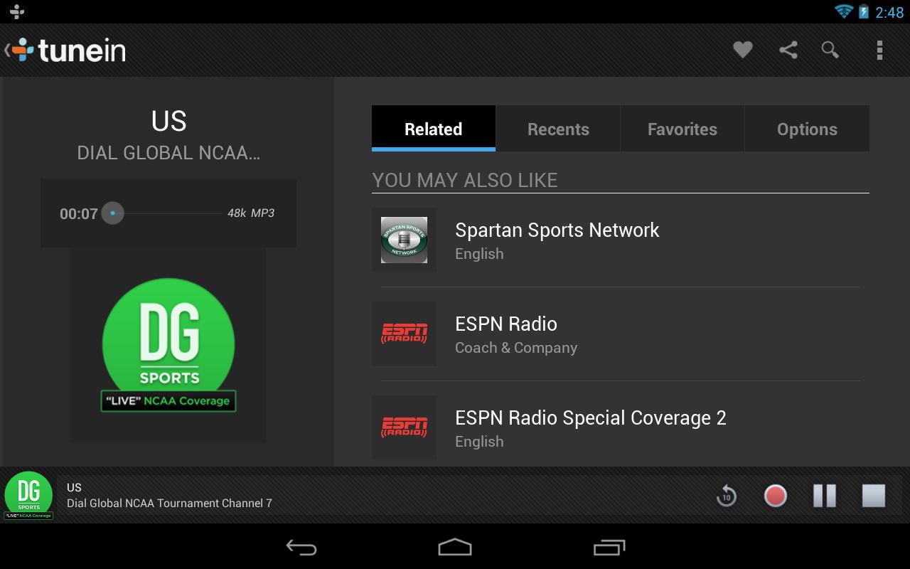 Come installare e ascoltare la radio su telefoni Samsung Galaxy S6, S7, S8, S9 e S10 3