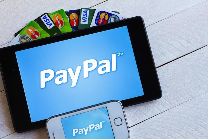 Come registrarsi con PayPal 2
