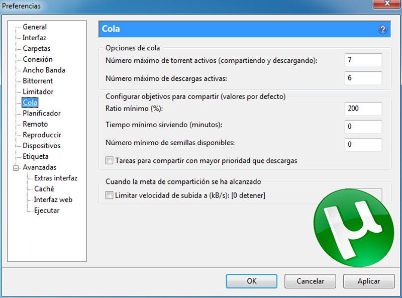 Come configurare uTorrent per il download più veloce correttamente? Guida passo passo 11