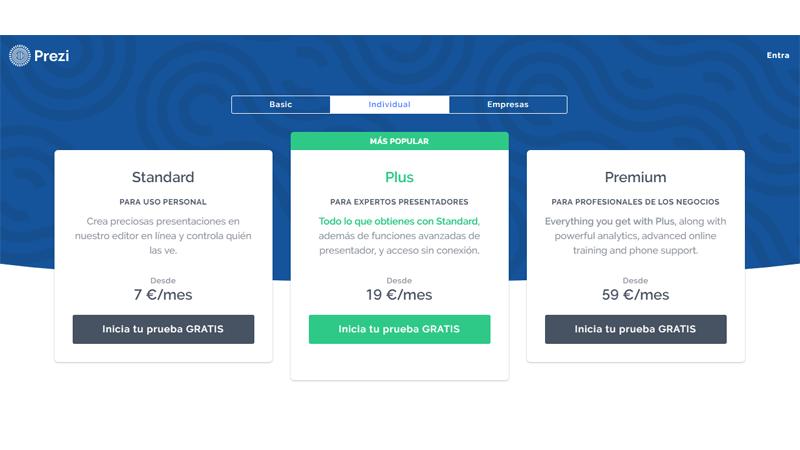 Come creare un account Prezi gratuito, facile e veloce? Guida passo passo 3