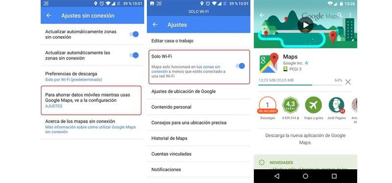 Come aggiornare Google Maps all'ultima versione gratuita? Guida passo passo 3