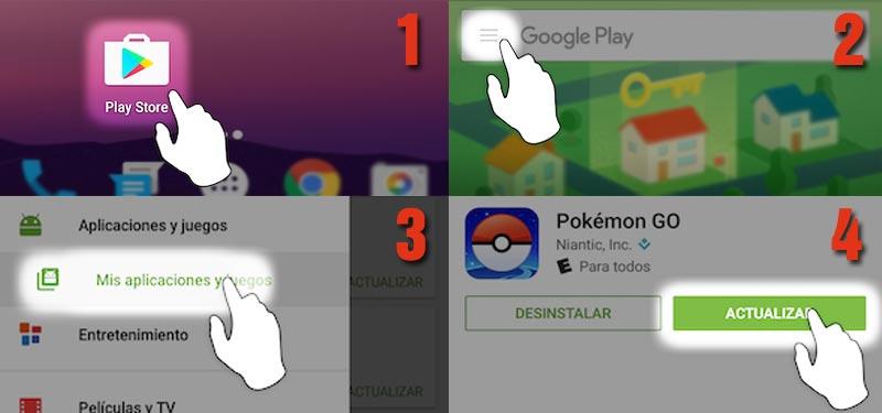 Come aggiornare Pokémon Vai all'ultima versione? Guida passo passo 2