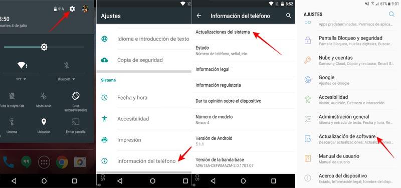 Come aggiornare Android all'ultima versione gratuita su telefoni cellulari e tablet? Guida passo passo 4