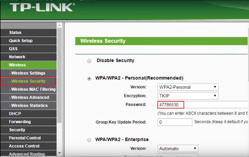Come bloccare il segnale WiFi e prevenire il furto della connessione Internet senza che tu lo desideri? Guida passo passo 6