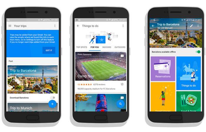 Google Trips Che cos'è, a cosa serve e come funziona? 3