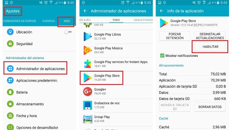 Come attivare Google Play Store in modo facile, veloce e per sempre? Guida passo passo 3
