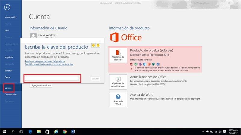 Come attivare Microsoft Office 2016 in modo facile e veloce? Guida passo passo 5