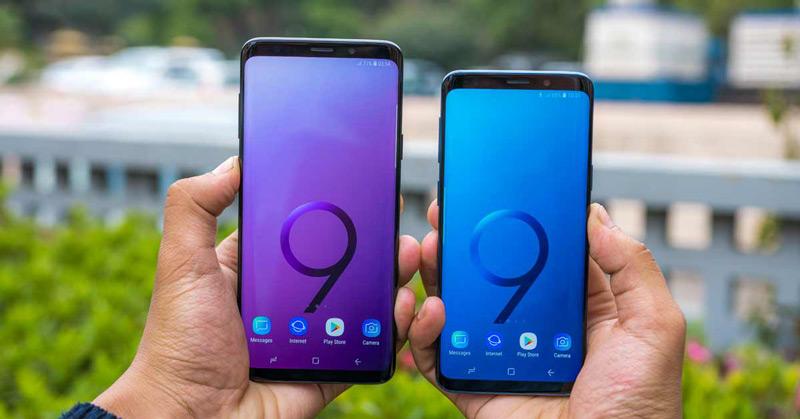 Quali sono le differenze tra il telefono Samsung Galaxy S9 e il Samsung Galaxy S9 Plus? Qual è il migliore? 3