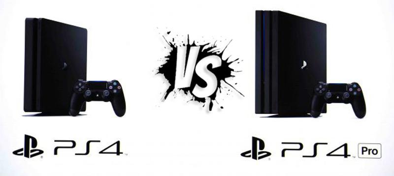 Quali sono le differenze tra la console PS4 e la PS4 Pro e qual è la migliore? confronto 3