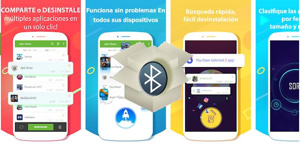 Quali sono le migliori applicazioni per passare applicazioni e APK tra telefoni Android? Elenco 2019 12