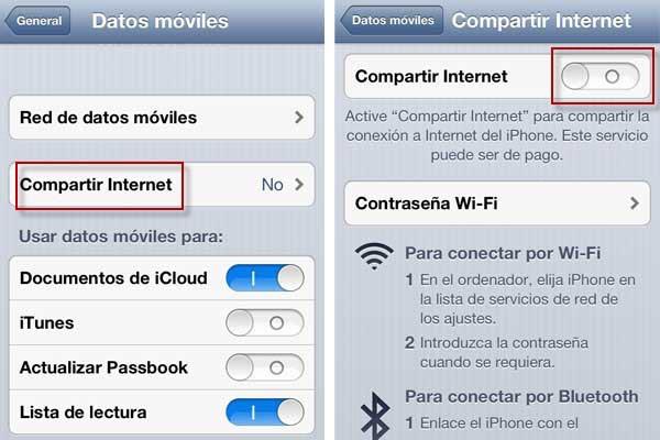 Come utilizzare il telefono cellulare come modem per connettere il computer a Internet? Guida passo passo 3