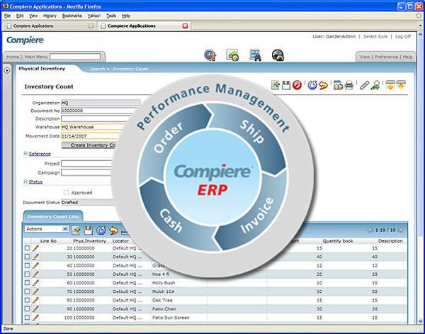 Quali sono i migliori programmi di gestione magazzino e fatturazione o ERP? Elenco 2019 6