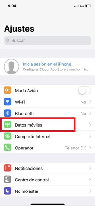 Come sapere se il mio telefono iPhone è bloccato con qualsiasi metodo? Guida passo passo 2