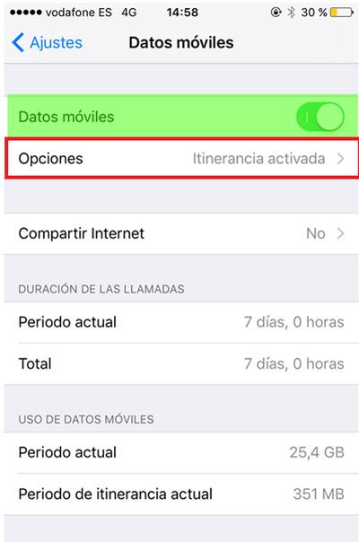 Come sapere se il mio telefono iPhone è bloccato con qualsiasi metodo? Guida passo passo 3