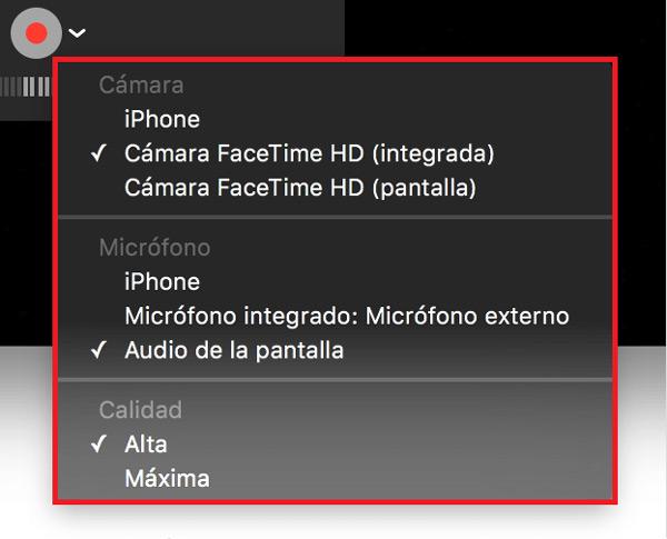 Come registrare lo schermo sul tuo computer Apple Mac? Guida passo passo 9