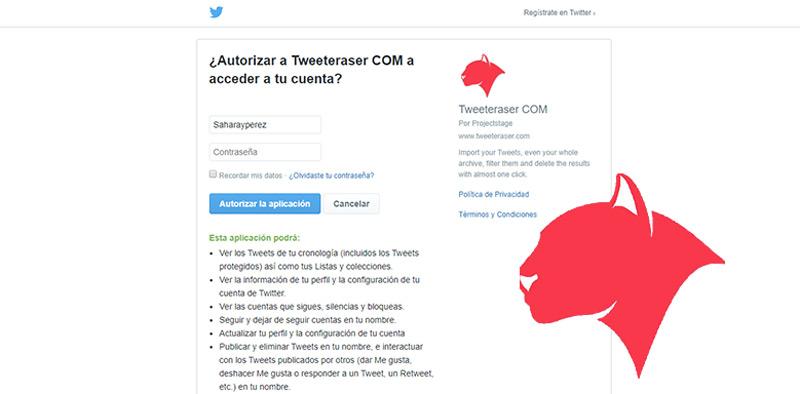 Come eliminare tutti i tweet in modo massiccio e automatico per cancellare il tuo profilo Twitter? Guida passo passo 3