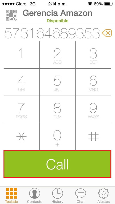 Come effettuare chiamate nazionali e internazionali gratuite dal tuo smartphone iPhone? Guida passo passo 10