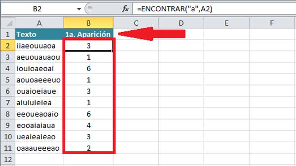 Come cercare una parola in Microsoft Excel utilizzando funzioni o tasti? Guida passo passo 11