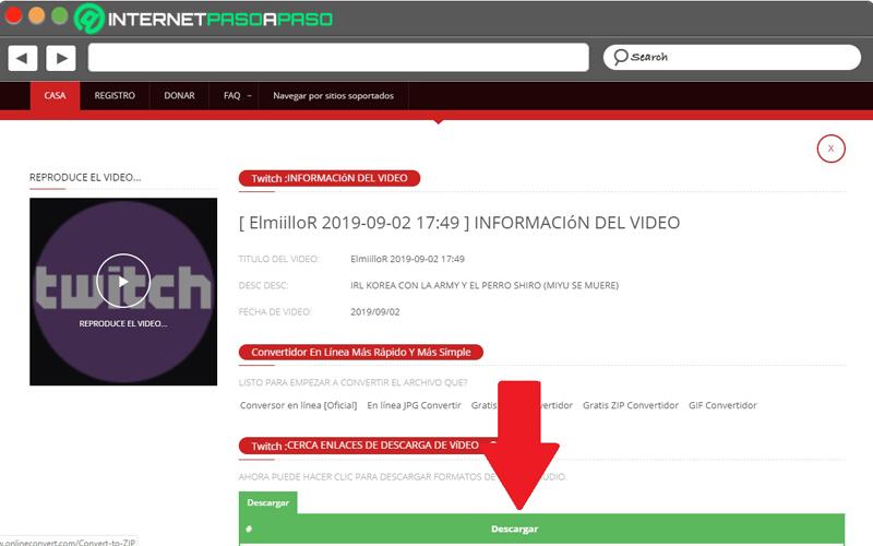 Come scaricare video da Twitch per guardarli in seguito senza una connessione Internet? Guida passo passo 7