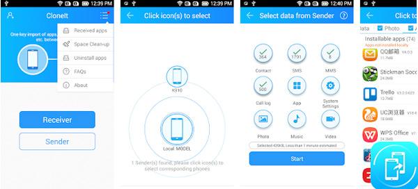 Come trasferire tutti i contatti da un telefono Android a un altro smartphone? Guida passo passo 11