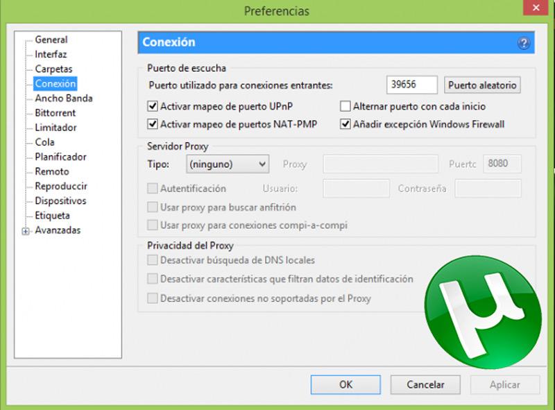 Come configurare uTorrent per il download più veloce correttamente? Guida passo passo 7