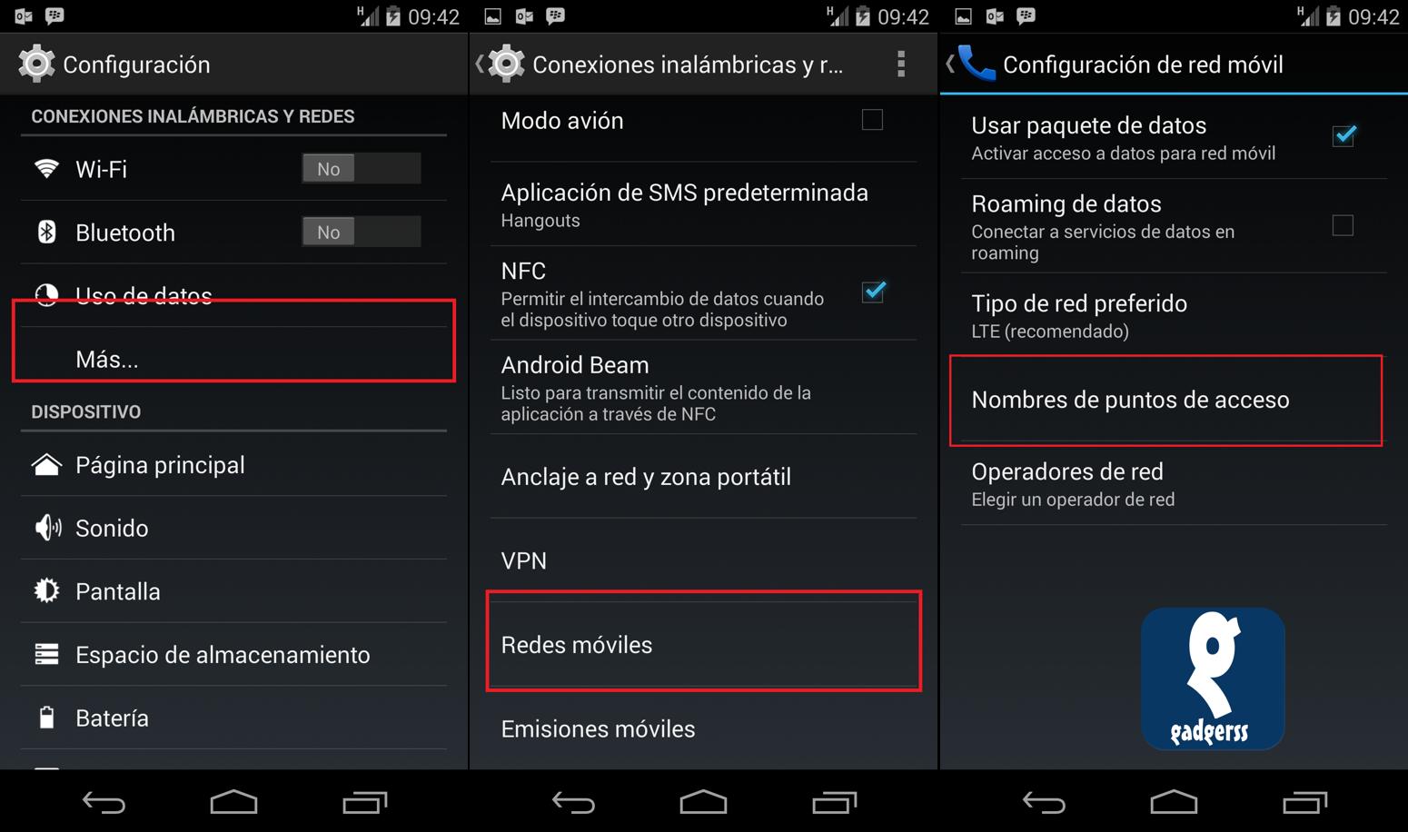 Come configurare l'APN di un dispositivo Samsung? 1