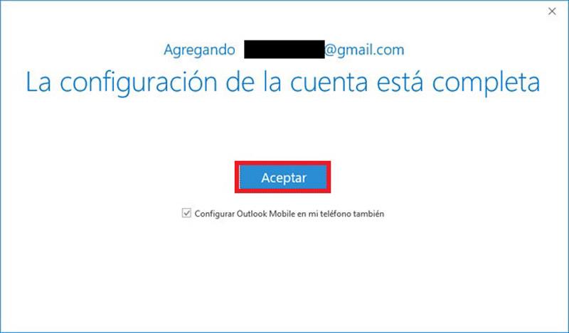 Come configurare e collegare un account Google Gmail in Microsoft Outlook? Guida passo passo 13