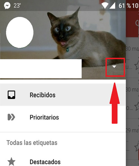 Come inserire Gmail con un altro account e aggiungere altri account e-mail per accedere? Guida passo passo 9