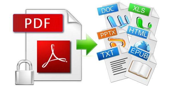 Convertitore PDF in altri formati 1
