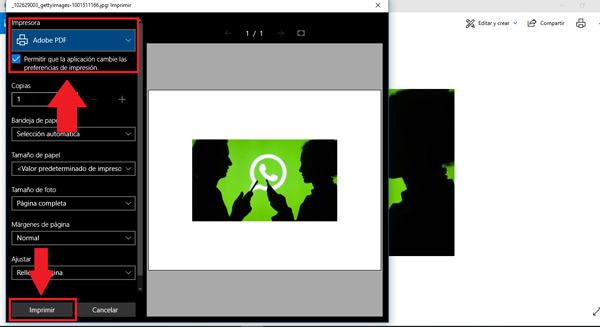 Come convertire immagini JPG in file in formato PDF? Guida passo passo 2