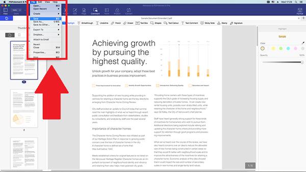 Come convertire immagini JPG in file in formato PDF? Guida passo passo 8