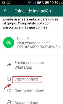 Come aderire ai gruppi di WhatsApp Messenger? Guida passo passo 4