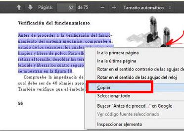 Come copiare il testo di un file PDF anche se è protetto? Guida passo passo 1