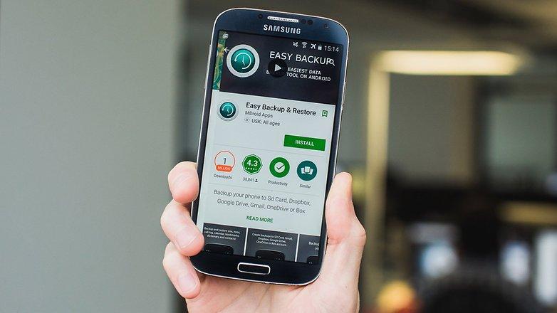 Le migliori app per il backup di Android 1