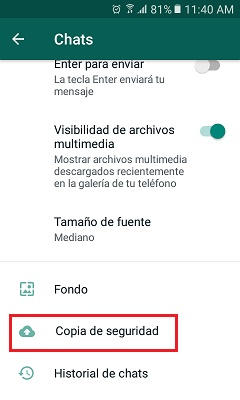 Come passare tutte le informazioni dal tuo vecchio telefono Android al tuo nuovo smartphone Android? Guida passo passo 1