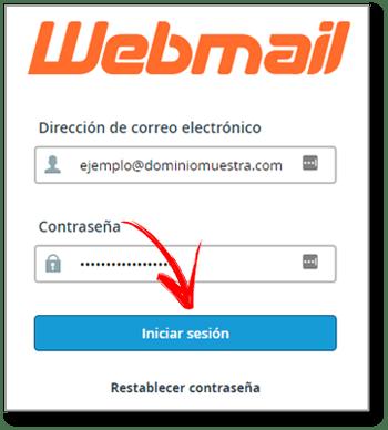Come accedere a Webmail in spagnolo facilmente e rapidamente? Guida passo passo 1