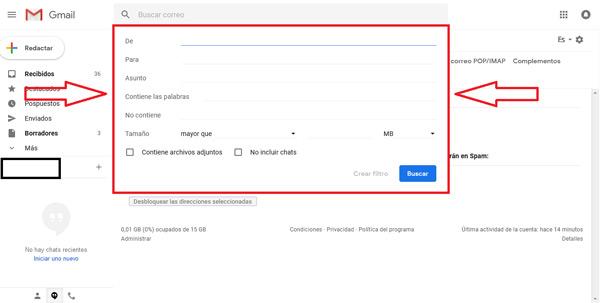Come bloccare contatti e indirizzi nella posta Gmail ed evitare lo SPAM? Guida passo passo 6