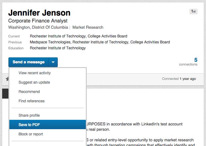 Le migliori app per creare il tuo CV in formato PDF 2