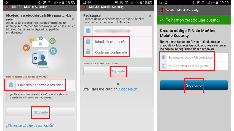 Come creare un account McAfee Antivirus gratuito? Guida passo passo 6