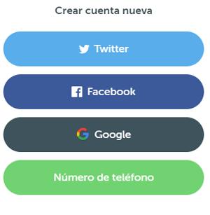 Come creare un account in Periscope in spagnolo facile e veloce? Guida passo passo 3