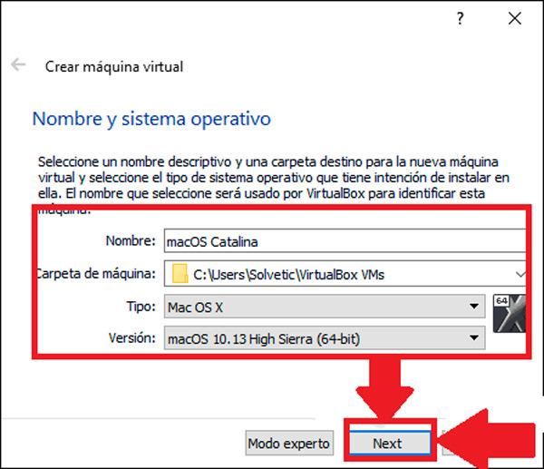 Come installare MacOS Catalina con VirtualBox su Windows 10 da zero come esperto? Guida passo passo 11