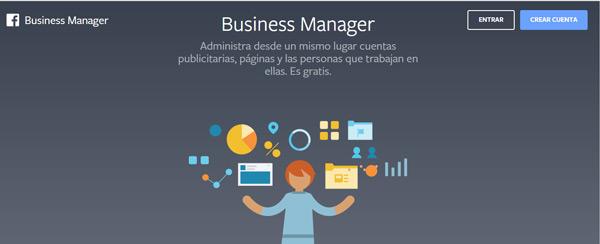 Come creare un account in Facebook Business Manager? Guida passo passo 1