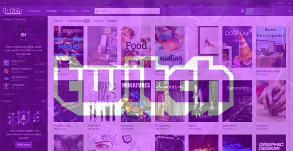 Come scaricare video da Twitch per guardarli in seguito senza una connessione Internet? Guida passo passo 1
