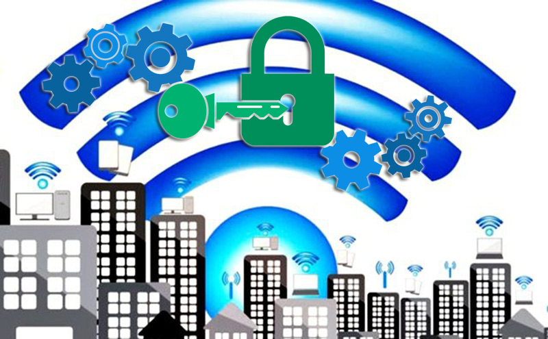 Quali sono i diversi tipi di chiavi e crittografia utilizzati per proteggere una rete Wi-Fi? 3