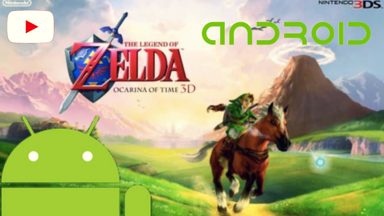 Quando puoi scaricare The Legend of Zelda per Android 1
