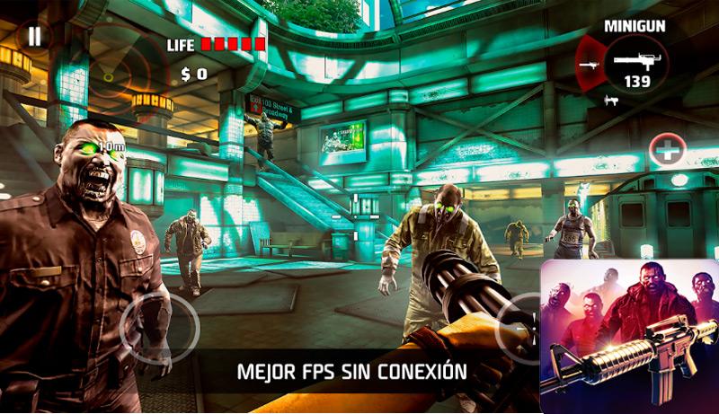 Quali sono i migliori giochi di zombi senza una connessione Internet o Wi-Fi per giocare su Android e iPhone? Elenco 2019 4
