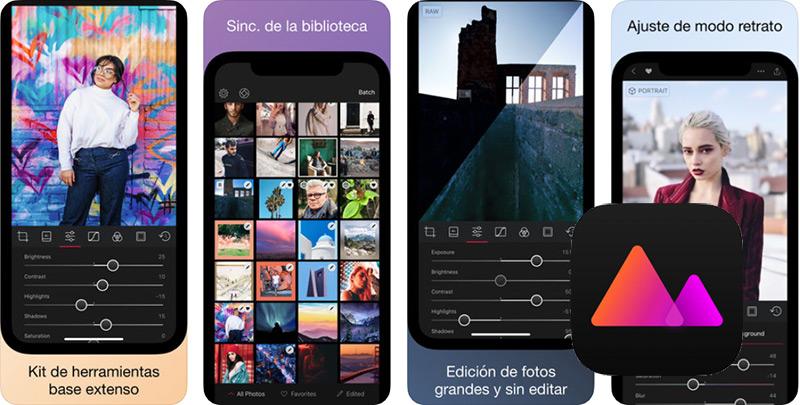 Quali sono le migliori applicazioni per modificare foto e immagini gratuitamente per Android e iPhone? Elenco 2019 21