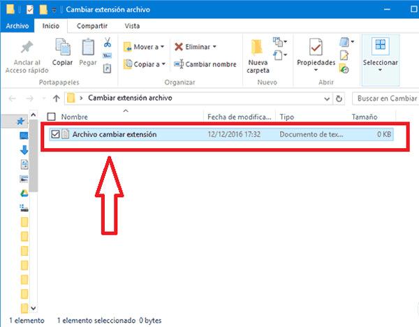 Come modificare l'estensione o il formato del file in Windows 10? Guida passo passo 4